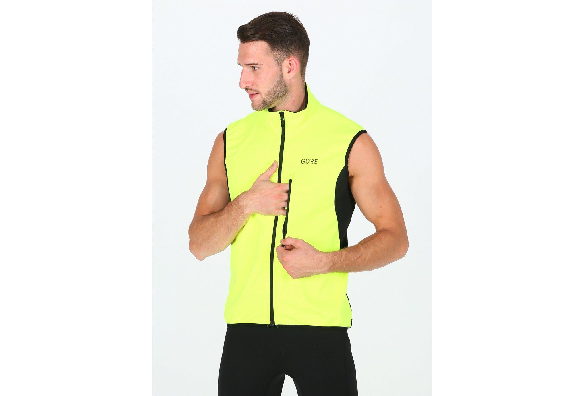 Gore Wear C3 Windstopper M Diététique Vêtements homme