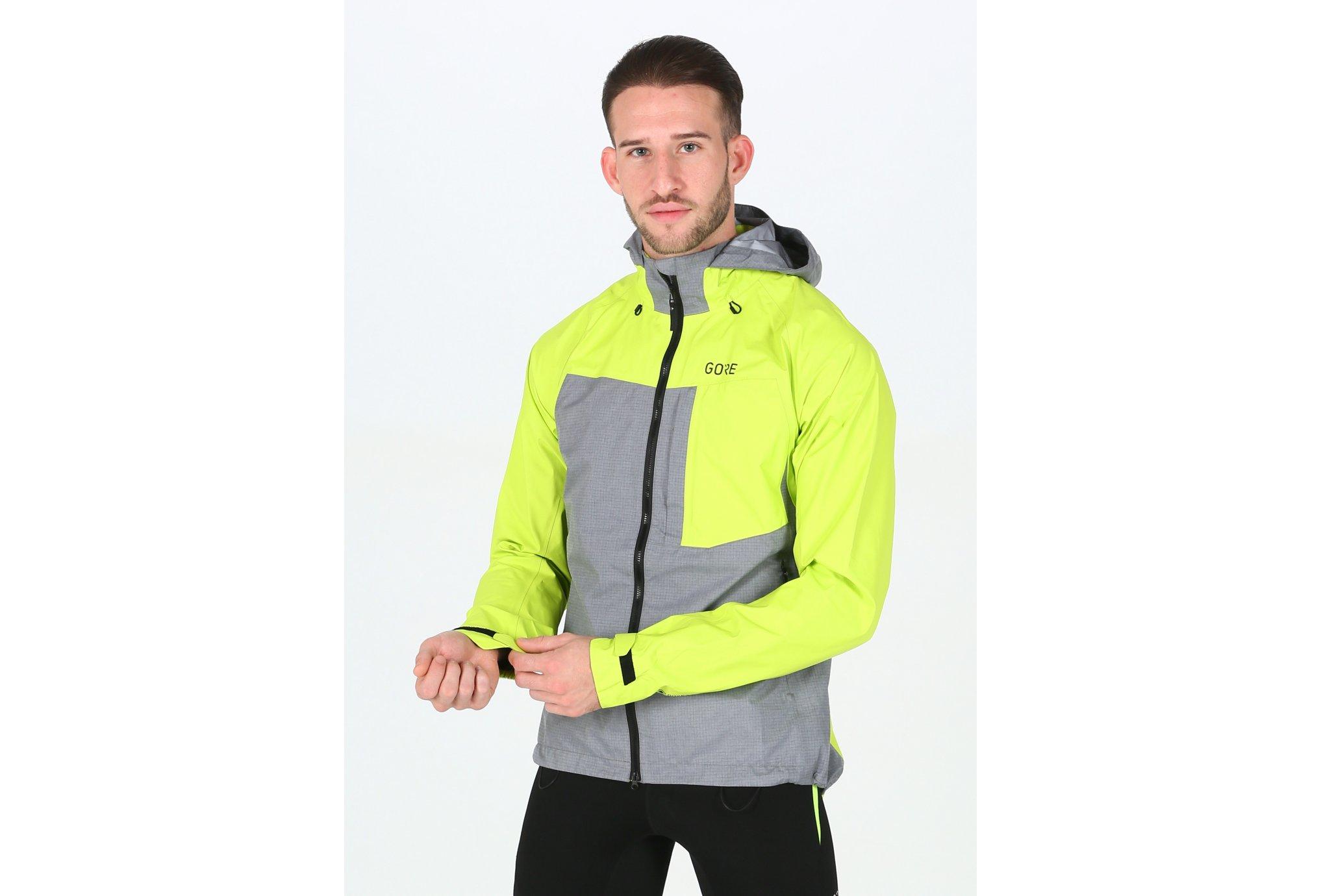 Gore Wear C5 Gore-Tex Trail M vêtement running homme