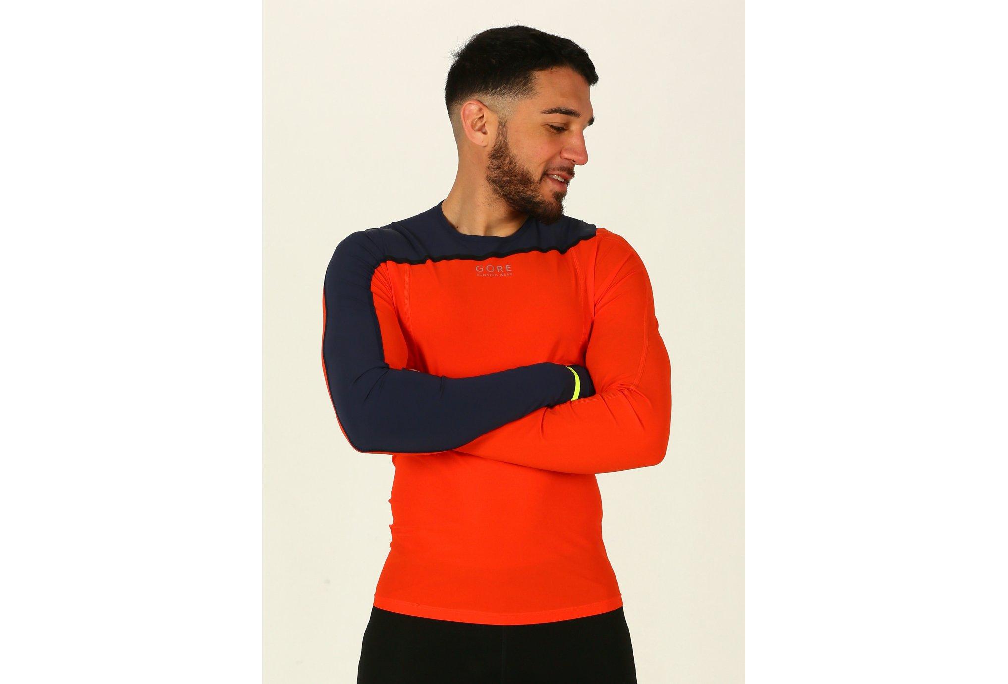 Gore Wear Fusion M Diététique Vêtements homme