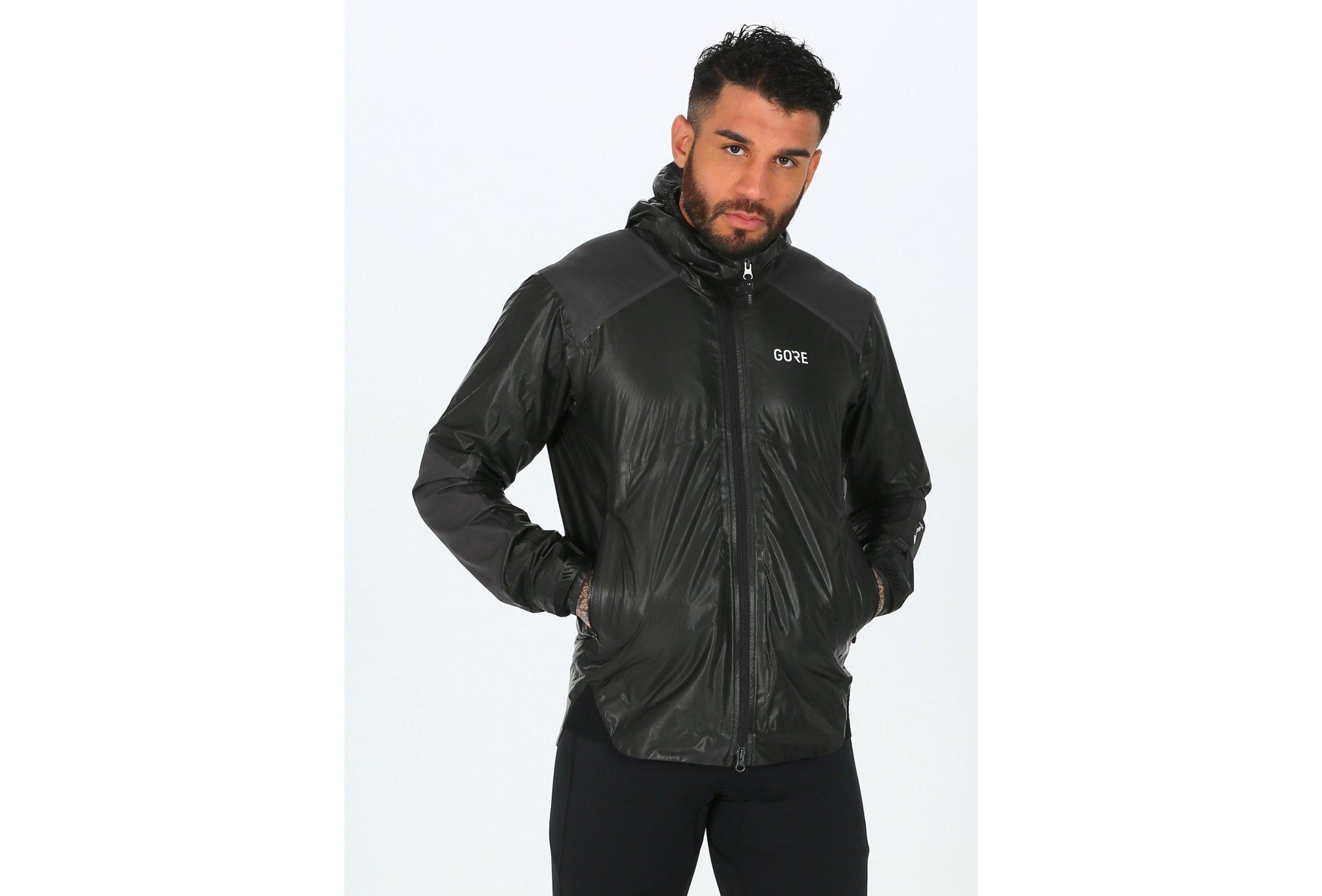 Gore Wear H5 Gore-Tex Shakedry Insulated M Diététique Vêtements homme
