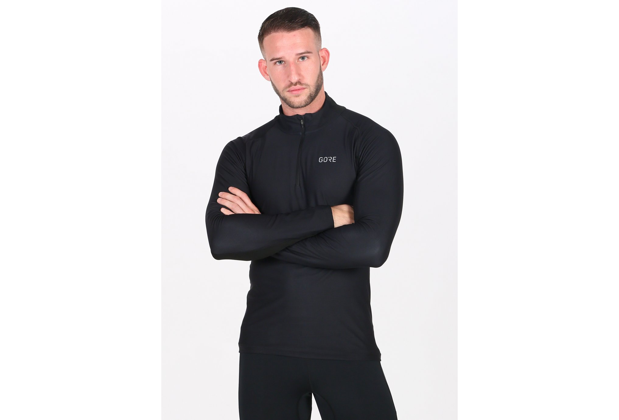 Gore Wear M Gore Windstopper Base Layer Thermo M vêtement running homme