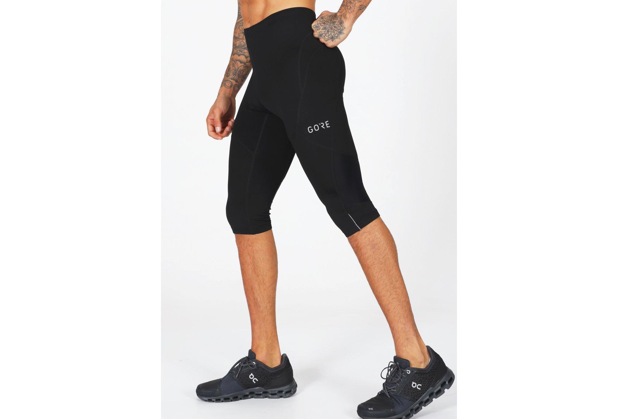 Gore Wear R3 3/4 Tight M vêtement running homme
