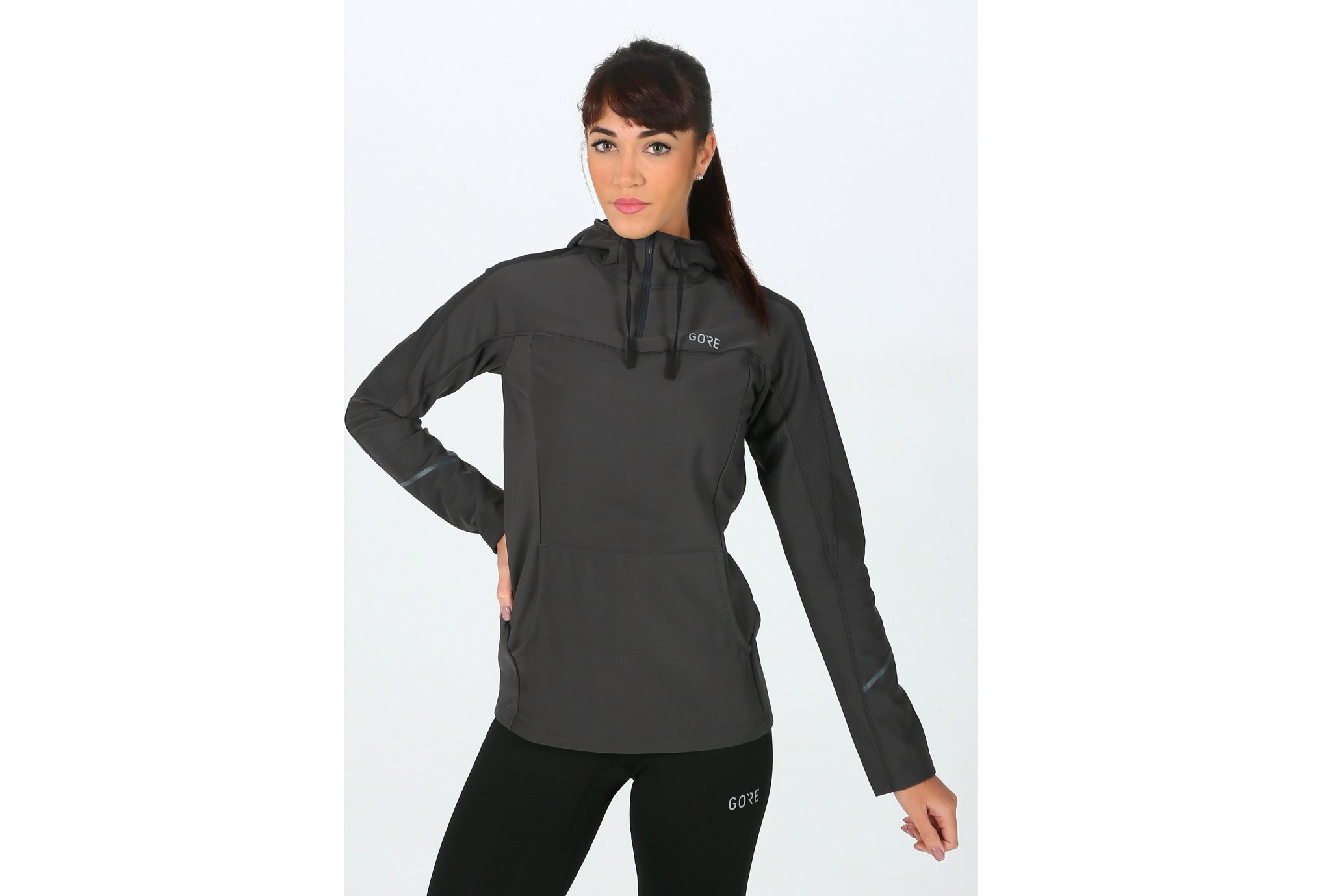 Gore Wear R3 Hoodie W vêtement running femme