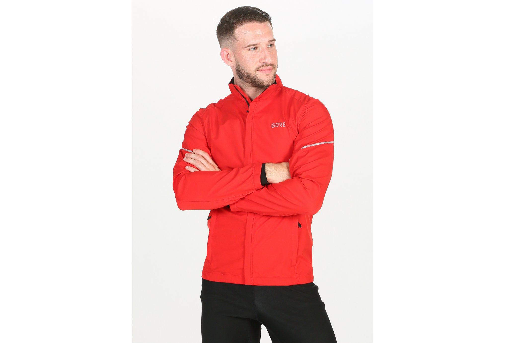 Gore Wear R3 Partial Gore Windstopper M Diététique Vêtements homme