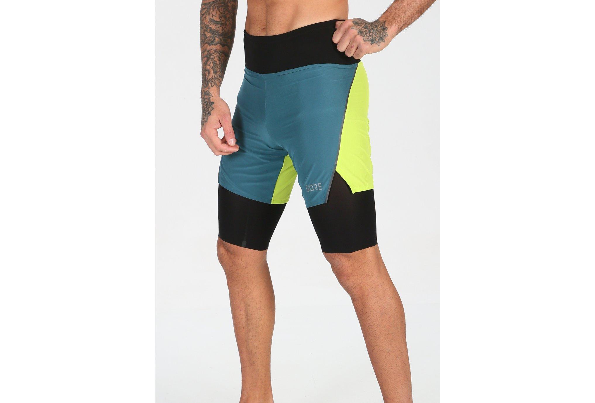 Gore Wear R7 2 en 1 M Diététique Vêtements homme