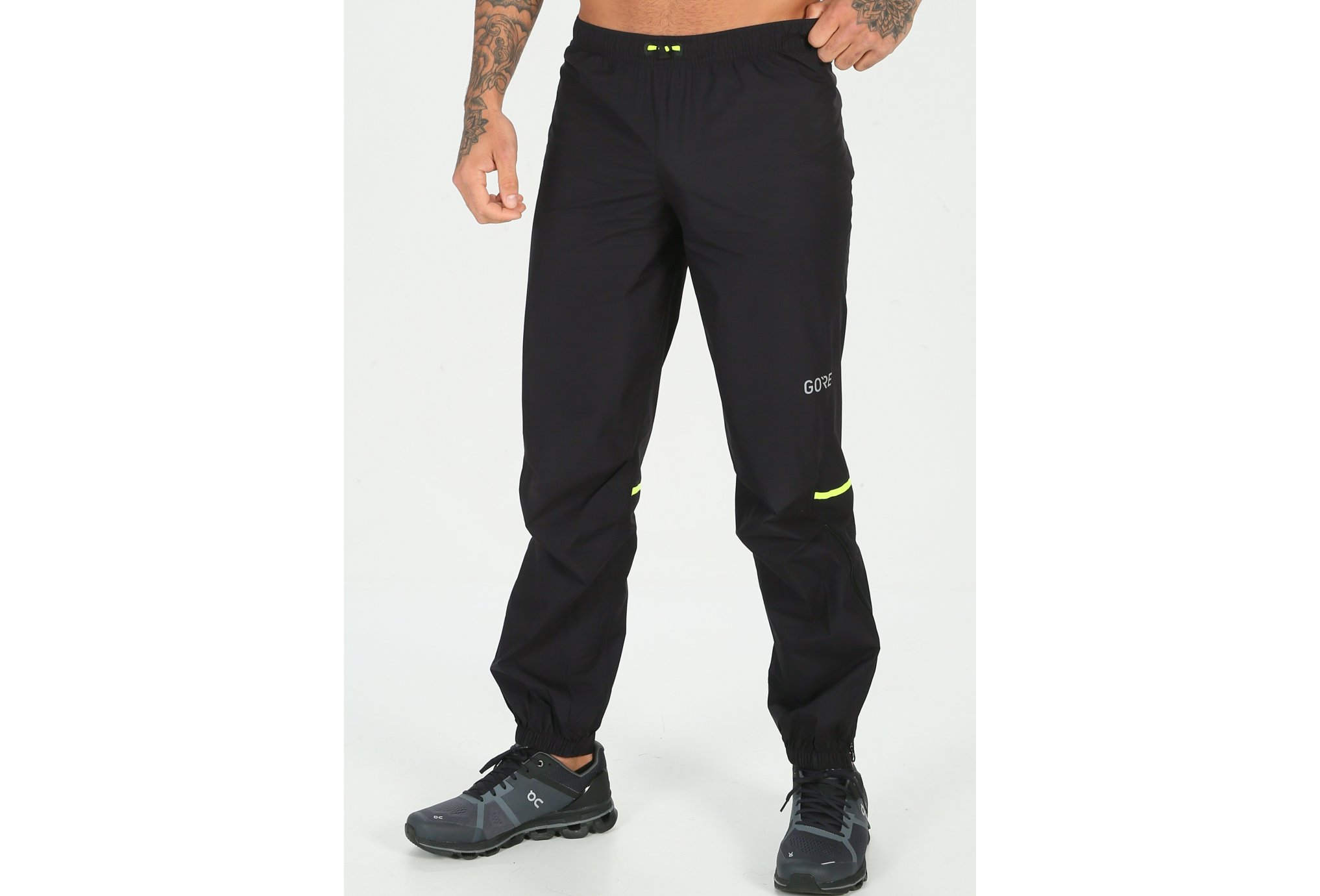 Gore Wear R7 Gore Windstopper Light M vêtement running homme