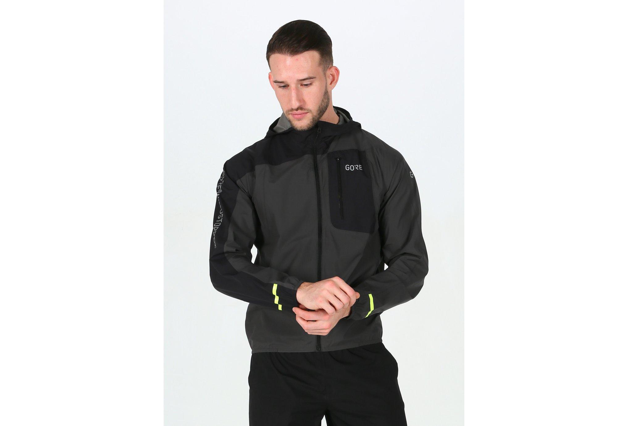Gore Wear R7 Gore WindStopper M Diététique Vêtements homme