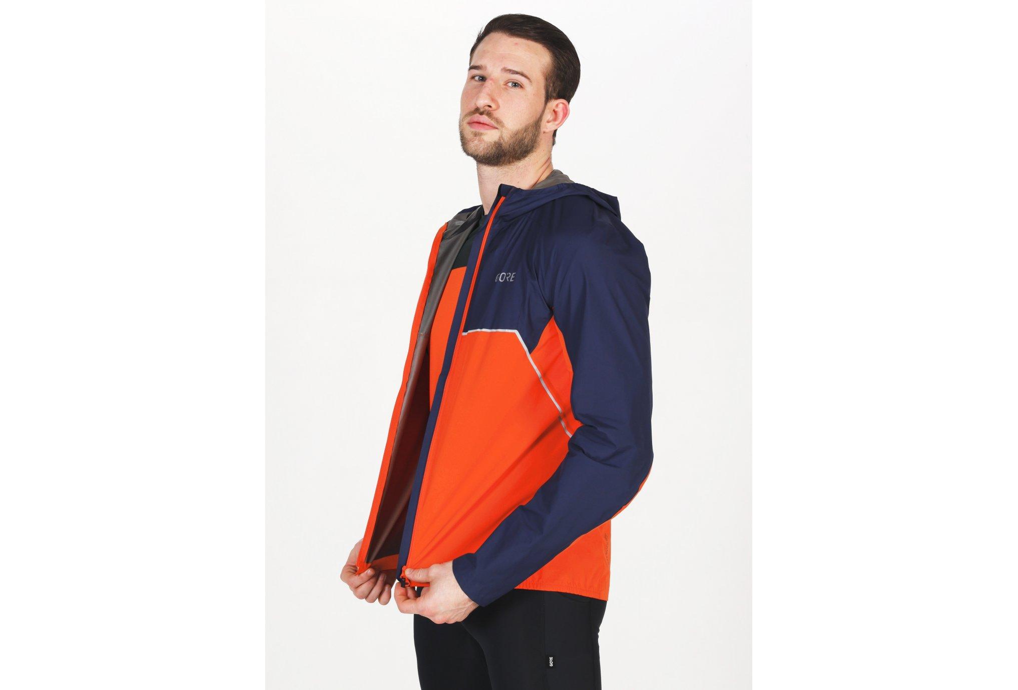 Gore Wear R7 Partial Gore-Tex Infinium M vêtement running homme