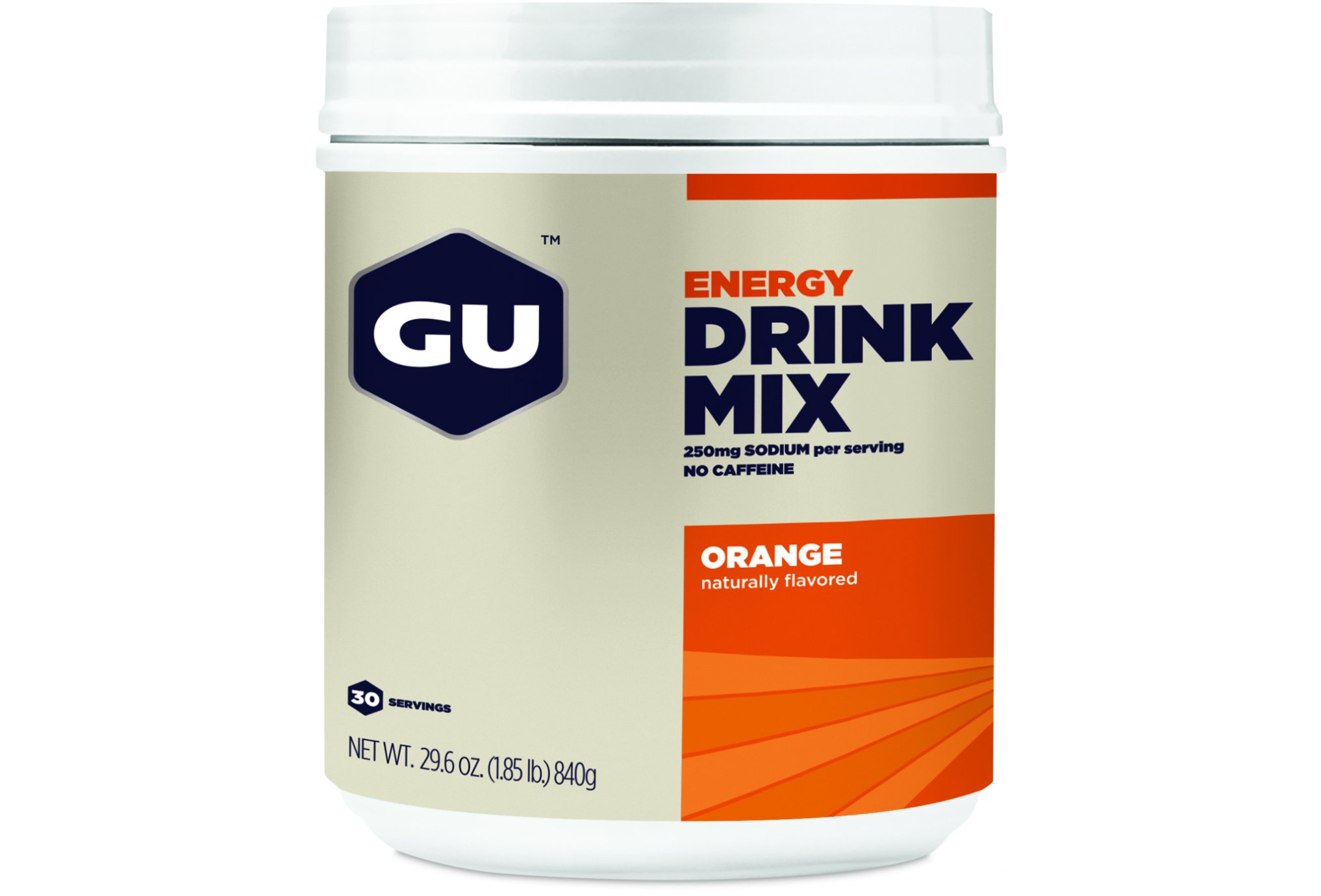 GU Boisson Energy Drink Mix - Orange Diététique Boissons