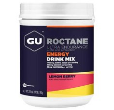 GU Boisson Roctane Ultra Endurance - Citron Fruits Rouges