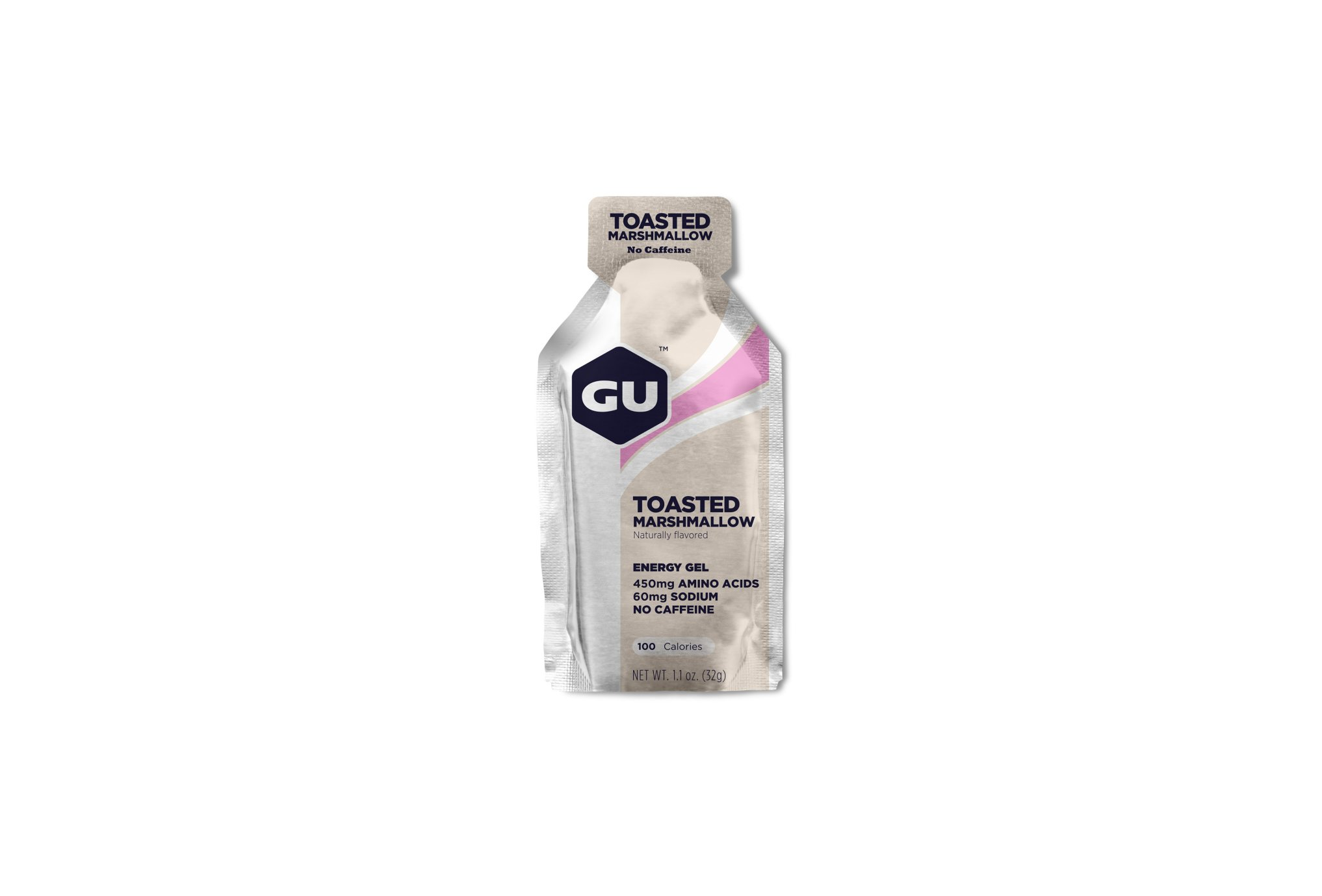 GU Gel Energy - Toasted Marshmallow Diététique Gels