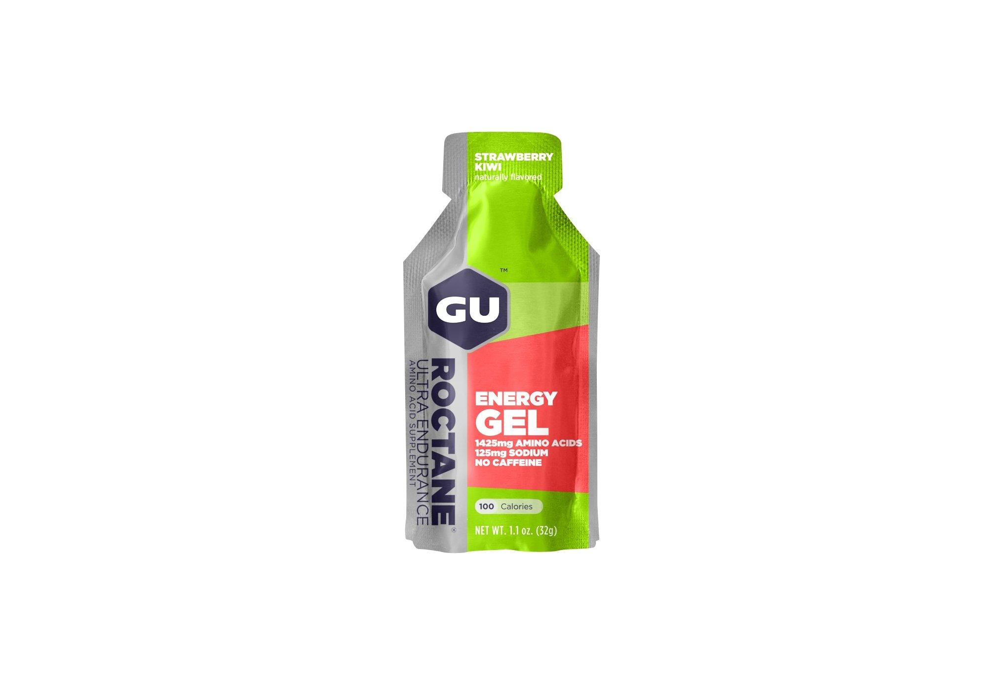 GU Gel Roctane Ultra Resistencia - Fresa/Kiwi Diététique Gels