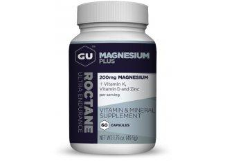 GU cápsulas Roctane Magnesium Plus