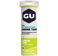 GU Tablettes Hydratations Drink - Citron vert