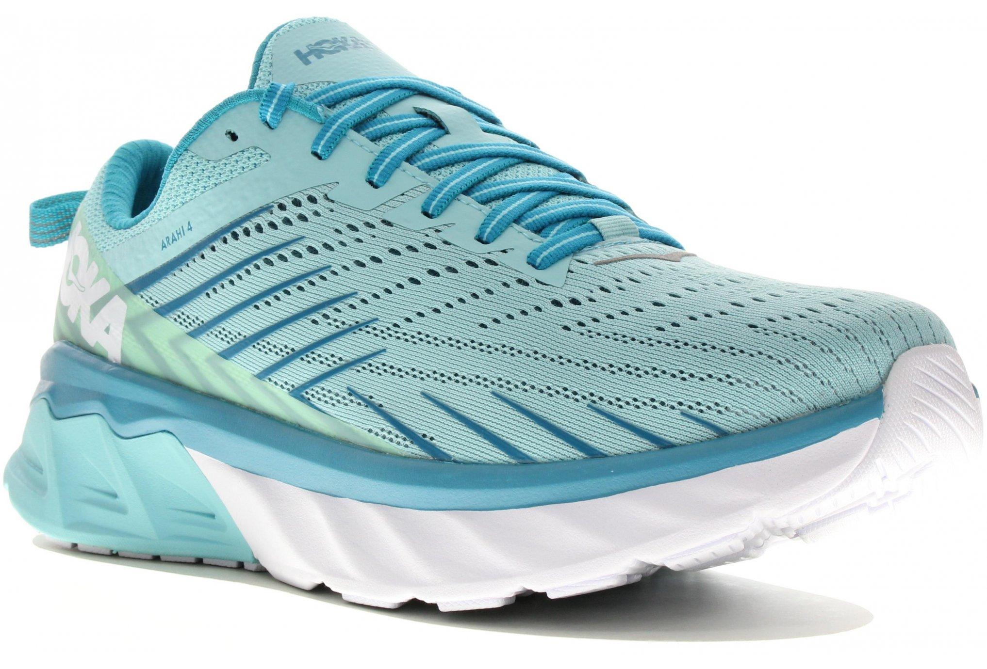 Hoka One One Arahi 4 Wide Chaussures running femme