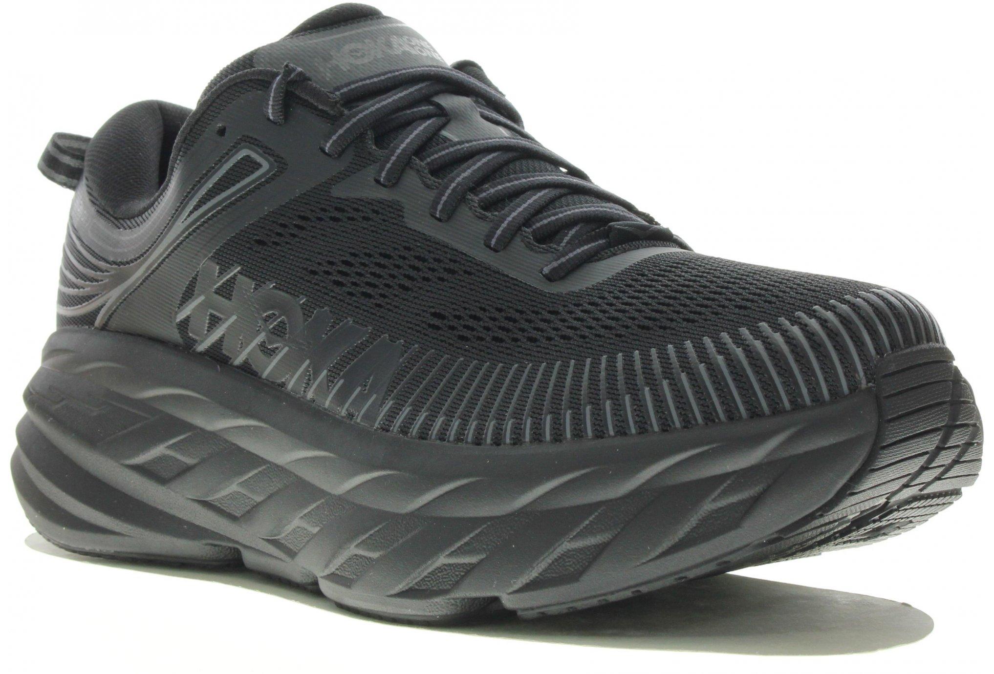 Hoka One One Bondi 7 Wide W Chaussures running femme