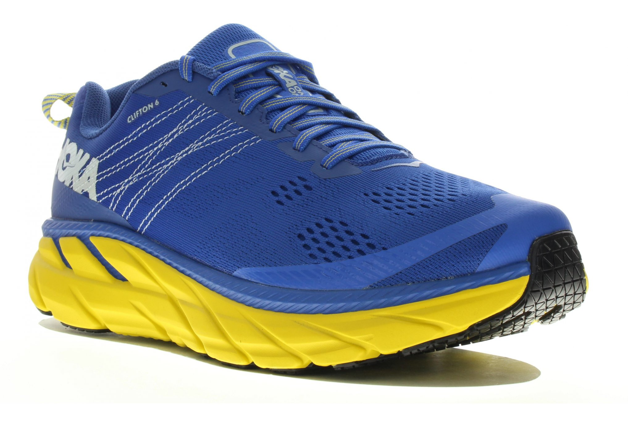 Hoka One One Clifton 6 Wide Chaussures homme