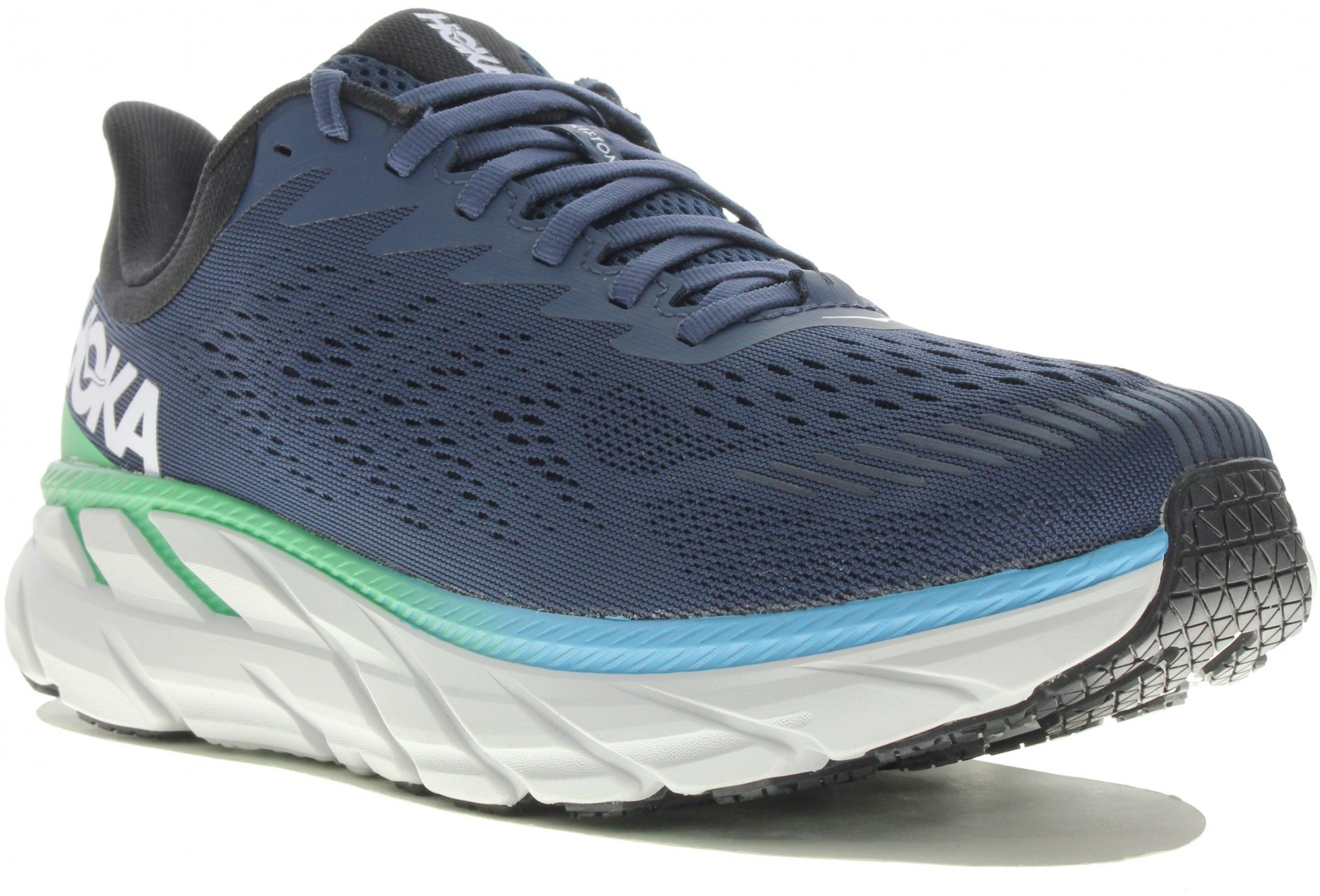 Hoka One One Clifton 7 Wide Chaussures homme