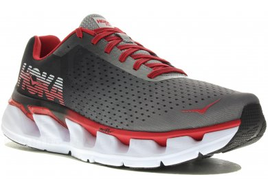 43b7fa89a8f Hoka One One Elevon M homme Gris argent pas cher