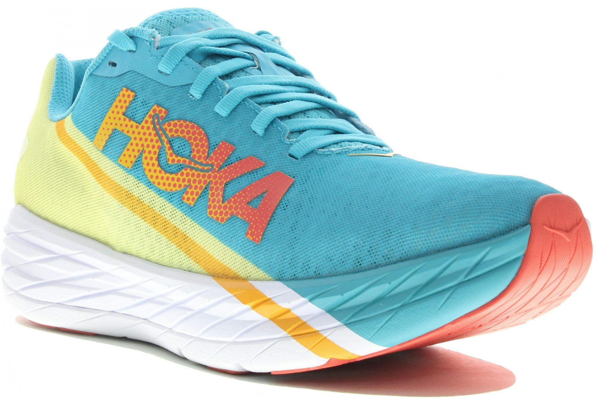 Hoka One One Rocket X Glitch Pack M Chaussures homme