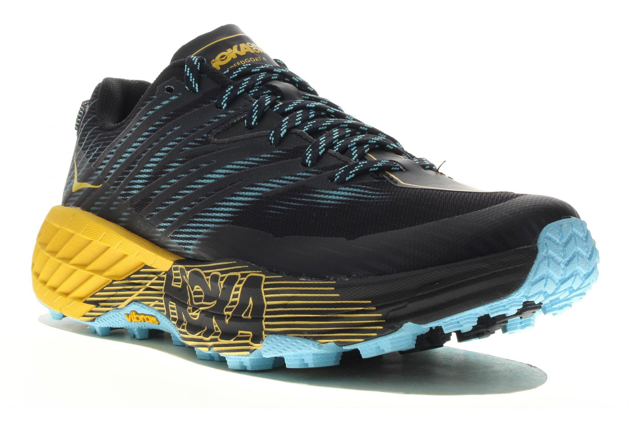 Hoka One One SpeedGoat 4 Chaussures running femme