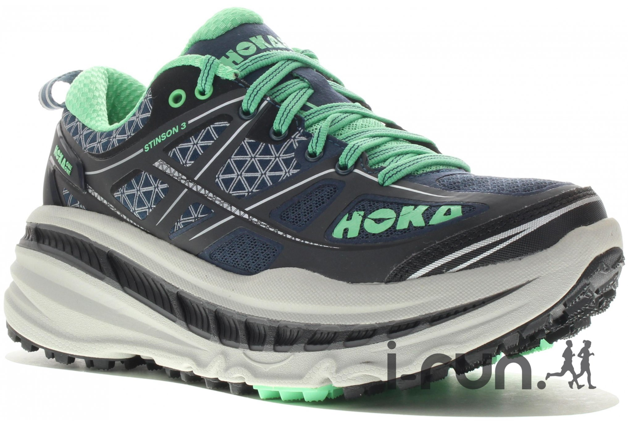 Hoka One One Stinson 3 ATR W Chaussures running femme