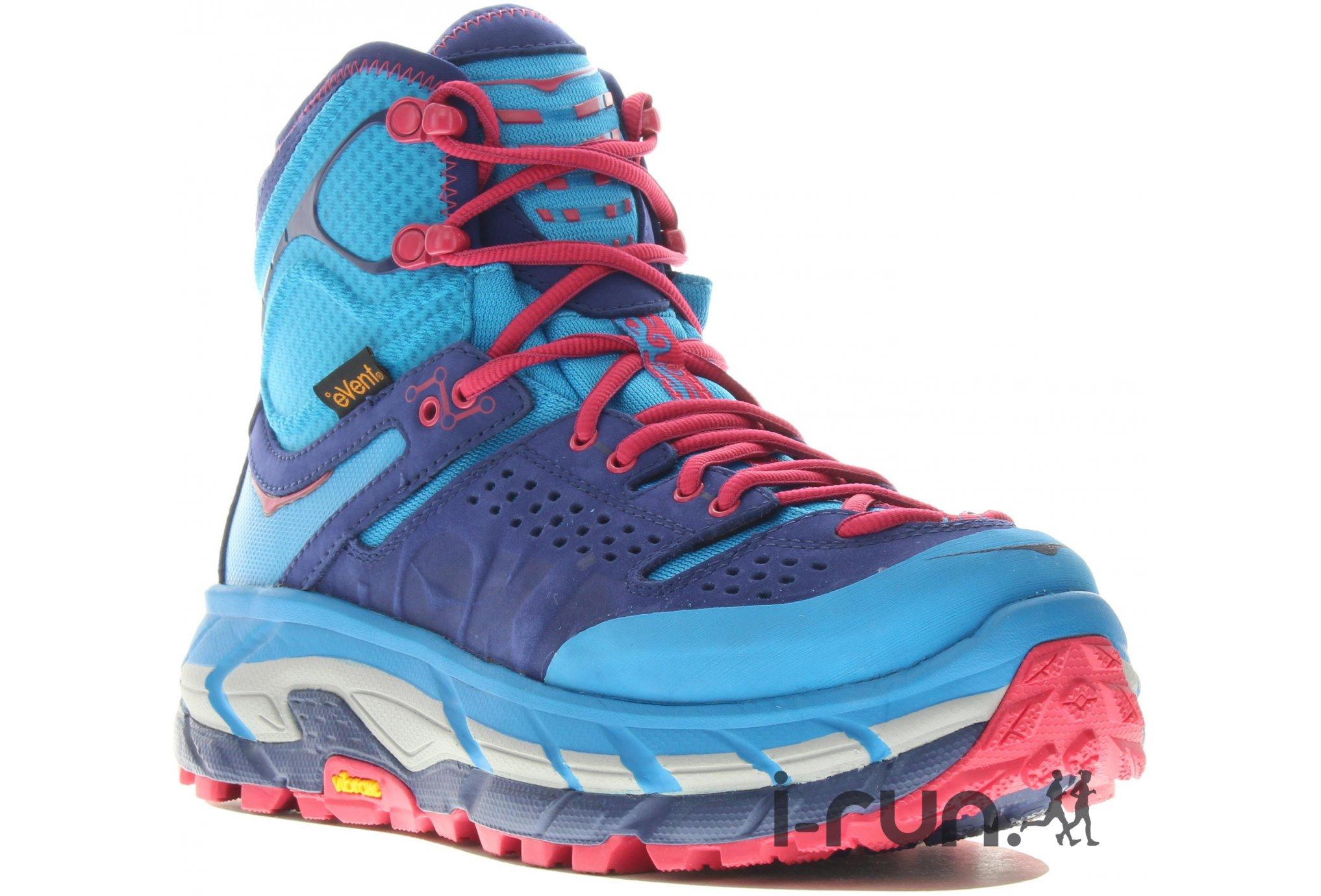 Hoka One One Tor Ultra HI WP W Chaussures running femme