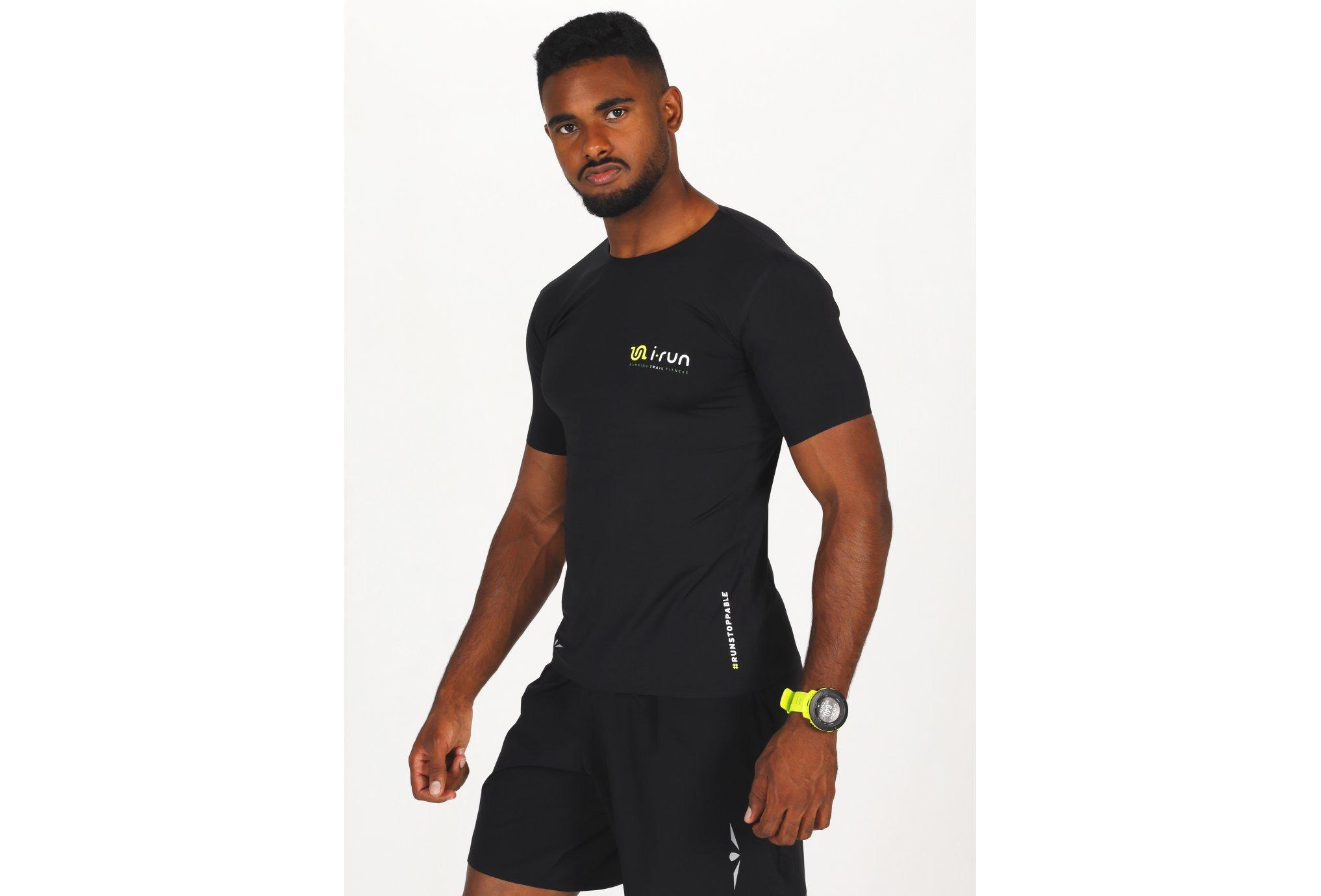 i-run.fr Base Special i-Run M Diététique Vêtements homme