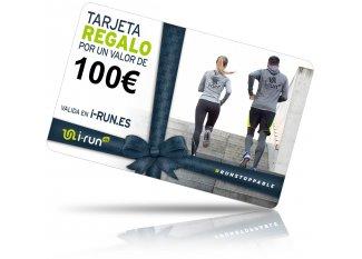 i-run.es tarjeta Regalo 100