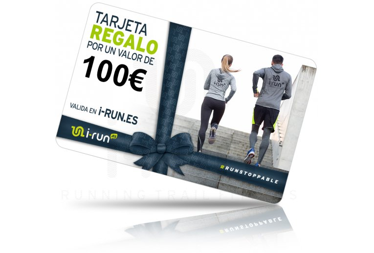 i-run.es Carte Cadeau 100
