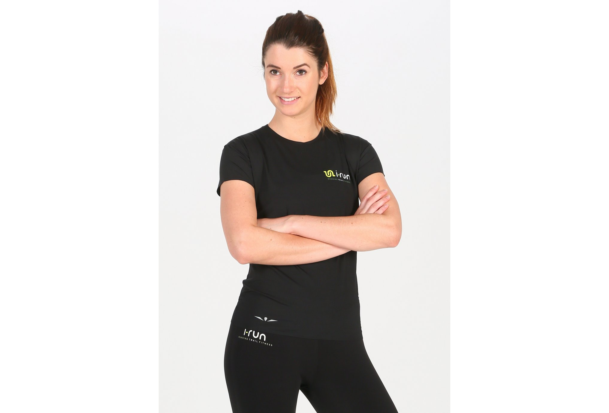 i-run.fr Base Special i-Run W vêtement running femme