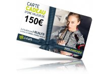 i-run.fr Carte Cadeau 150 W