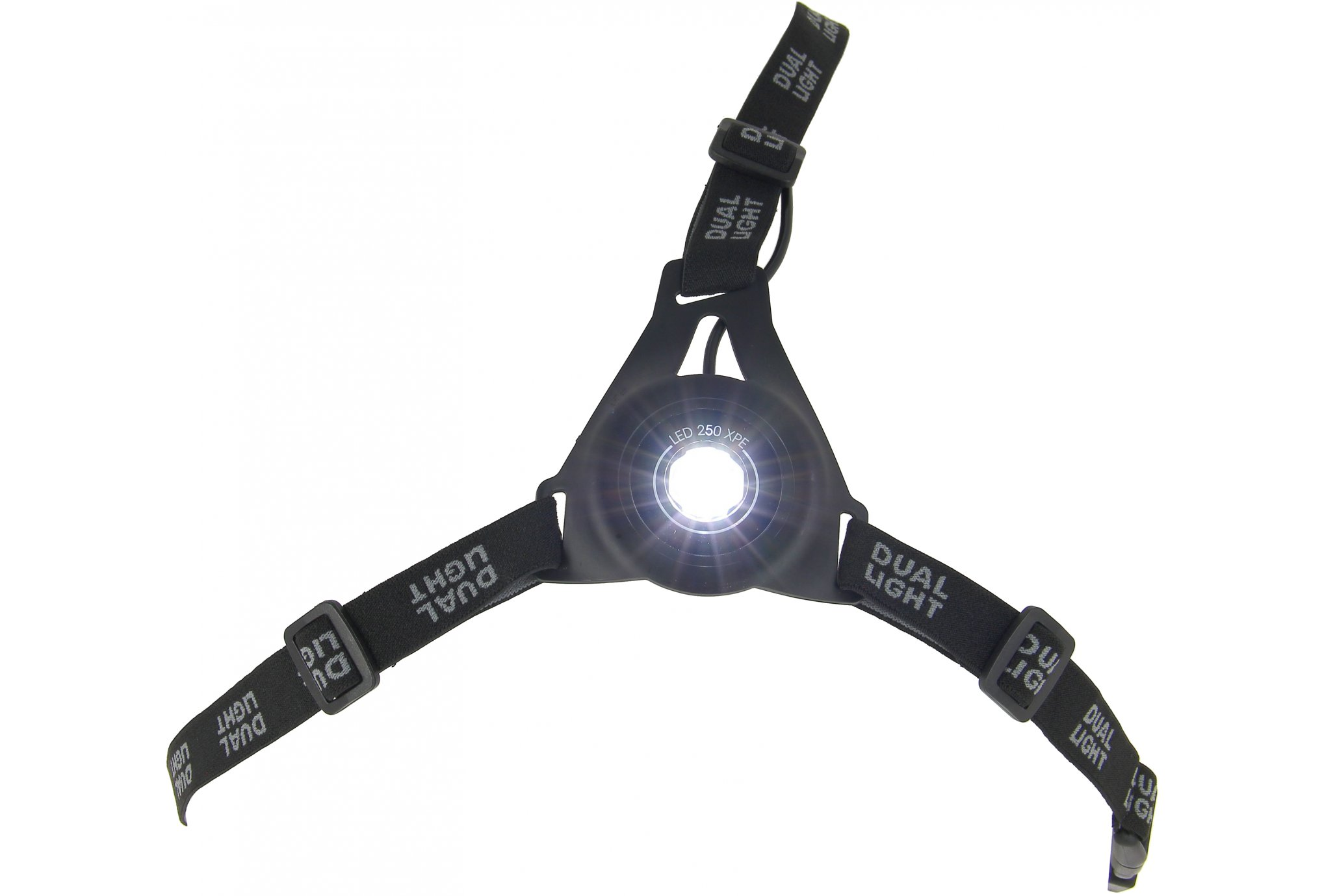 i-run.fr Dual Light Lampe frontale / éclairage