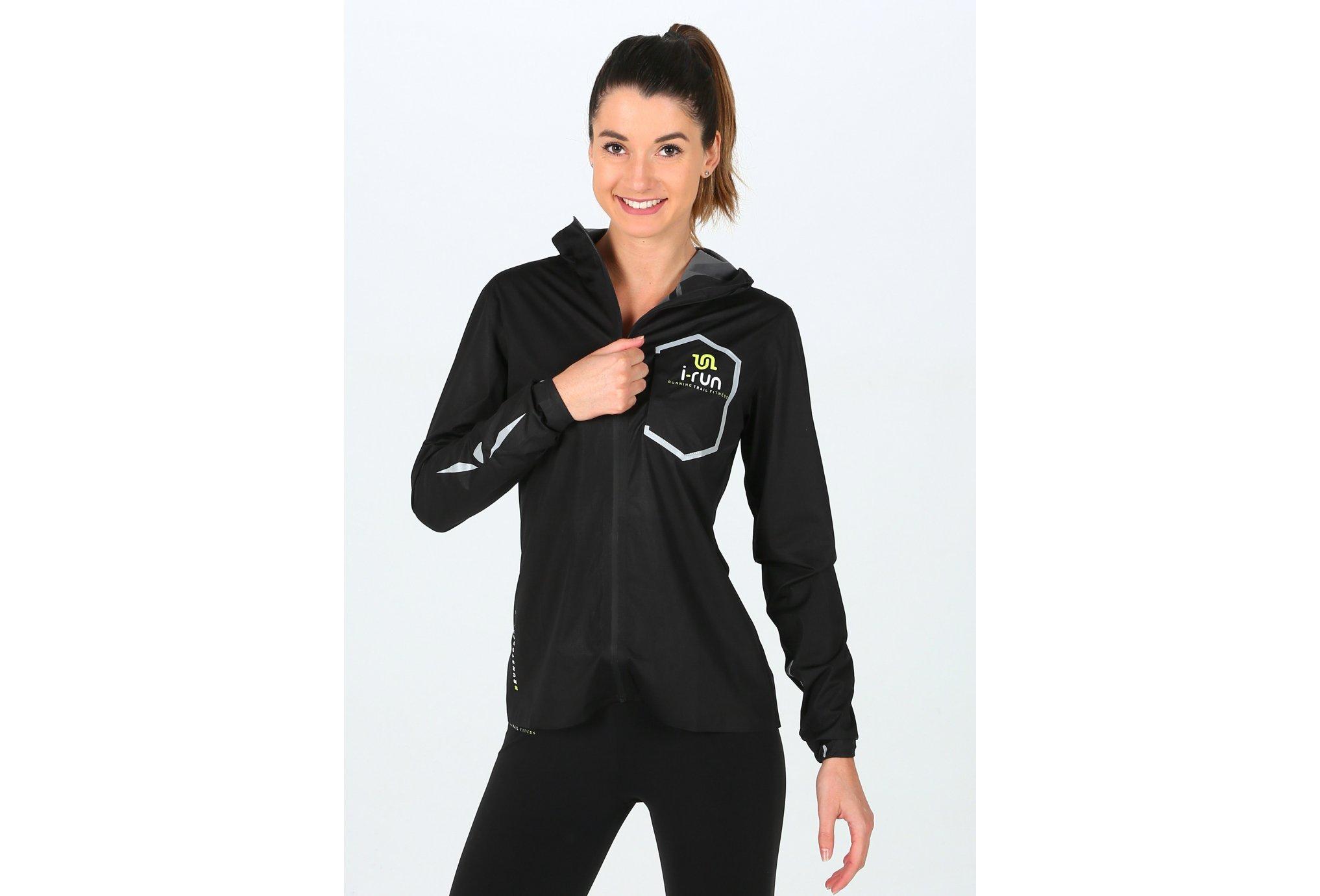 i-run.fr U-Rain 3.1 i-Run W vêtement running femme