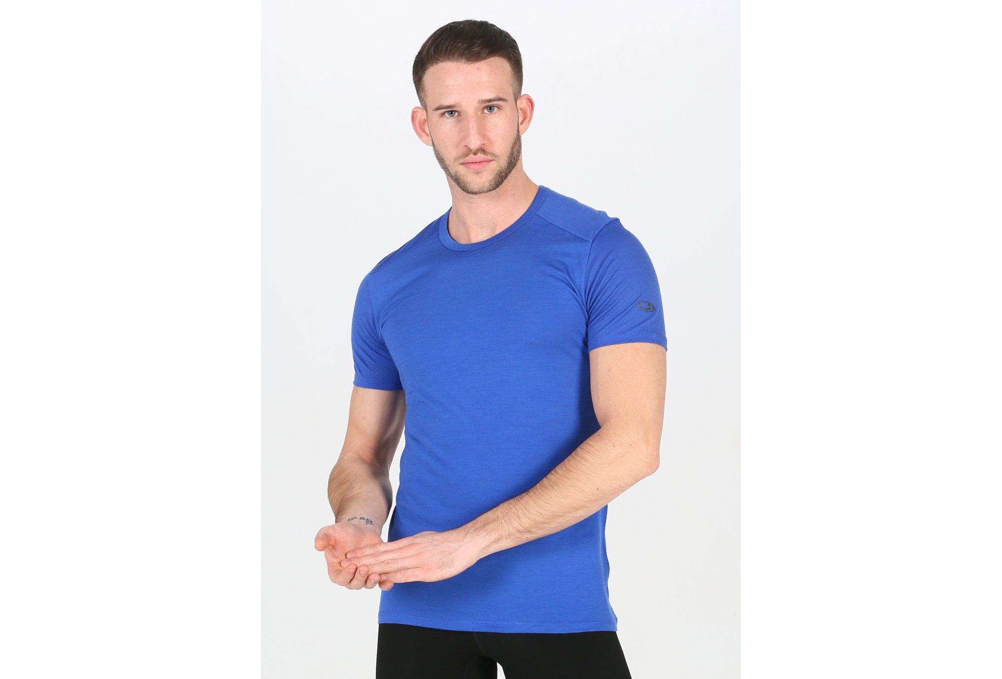 Icebreaker Amplify Crewe M Diététique Vêtements homme