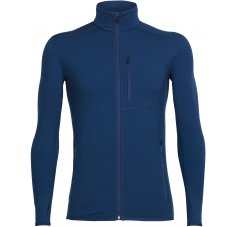 Icebreaker Descender Long Sleeve Zip M