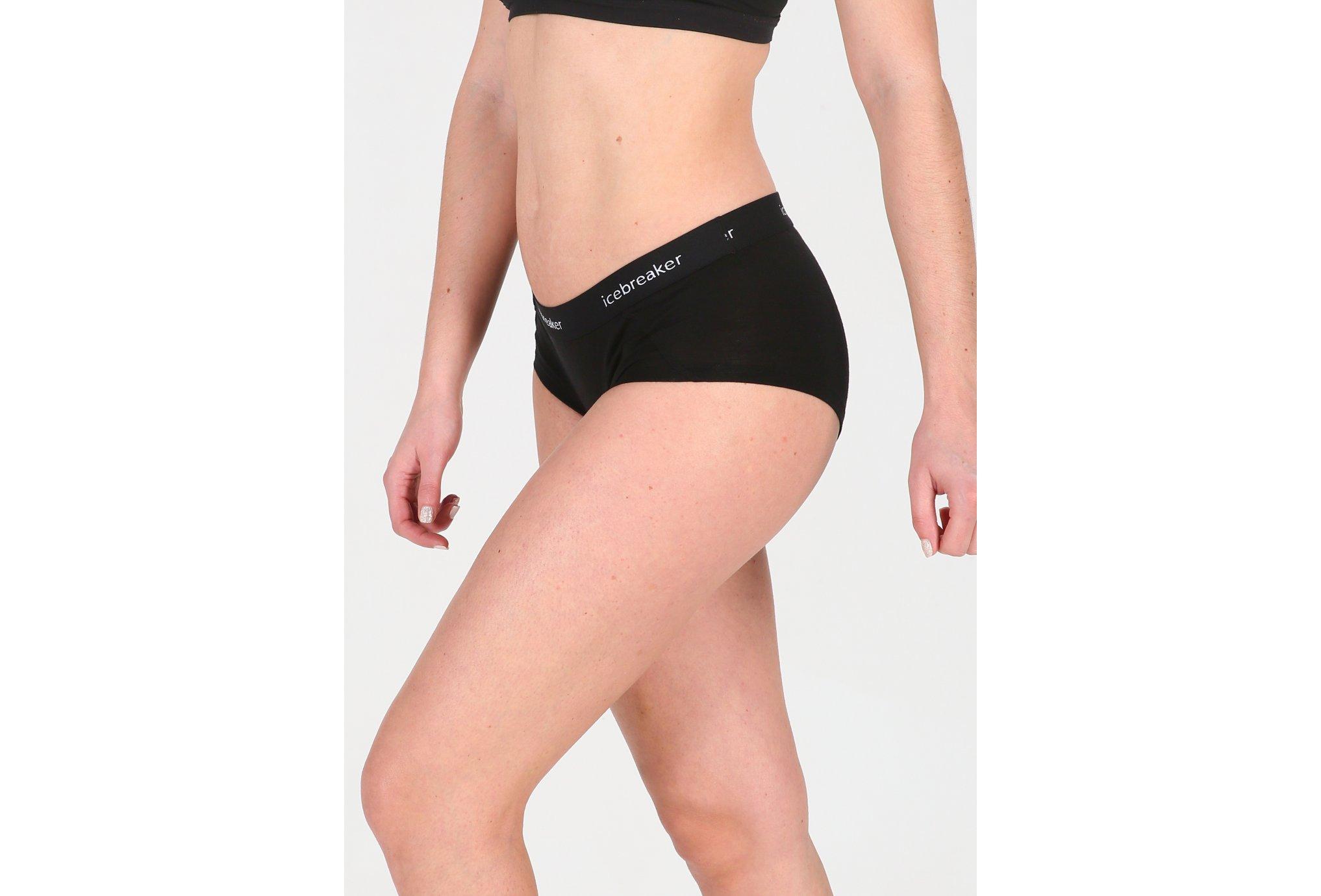 Icebreaker Sprite Hot Pant W vêtement running femme