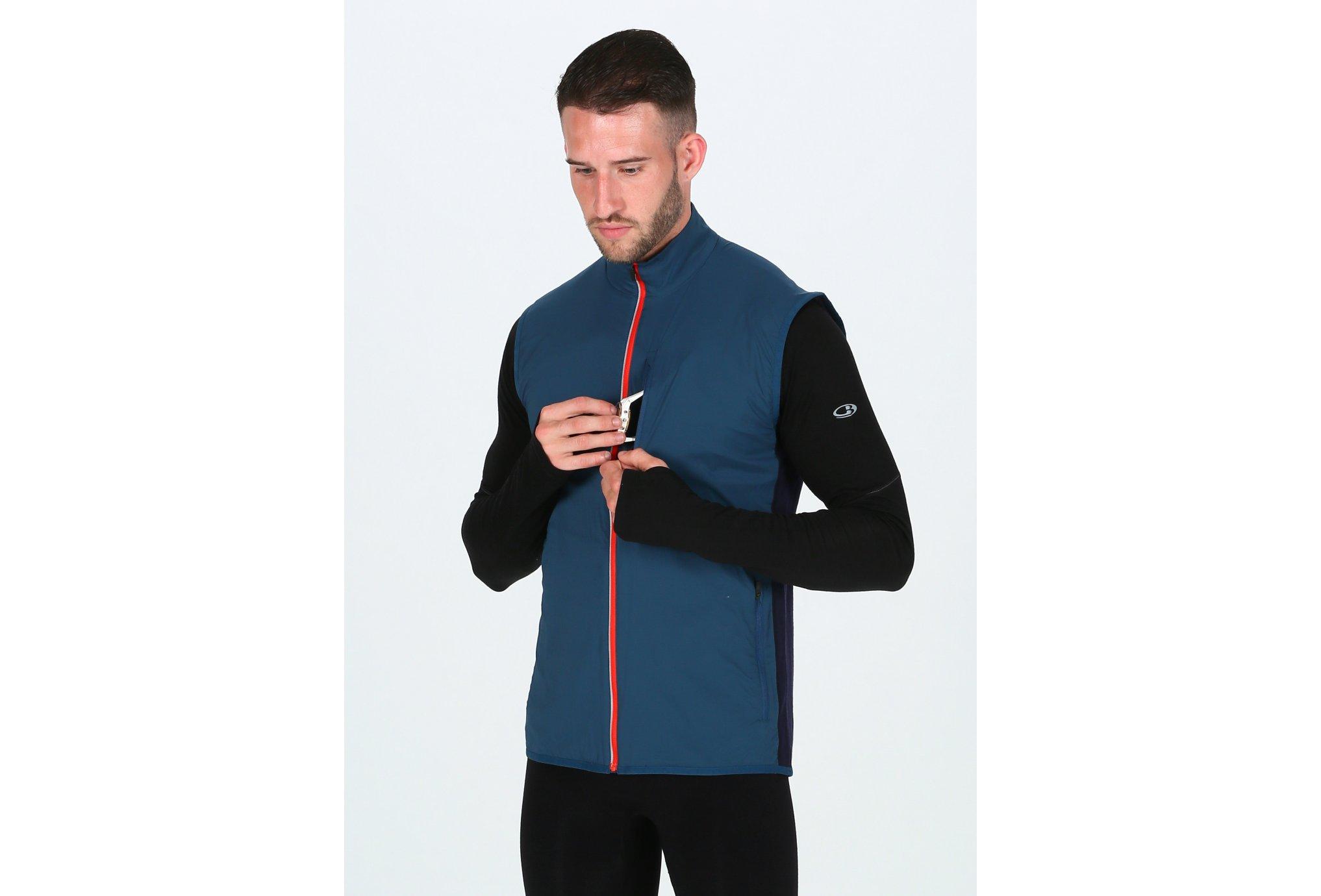 Icebreaker Tech Trainer Hybrid M Diététique Vêtements homme