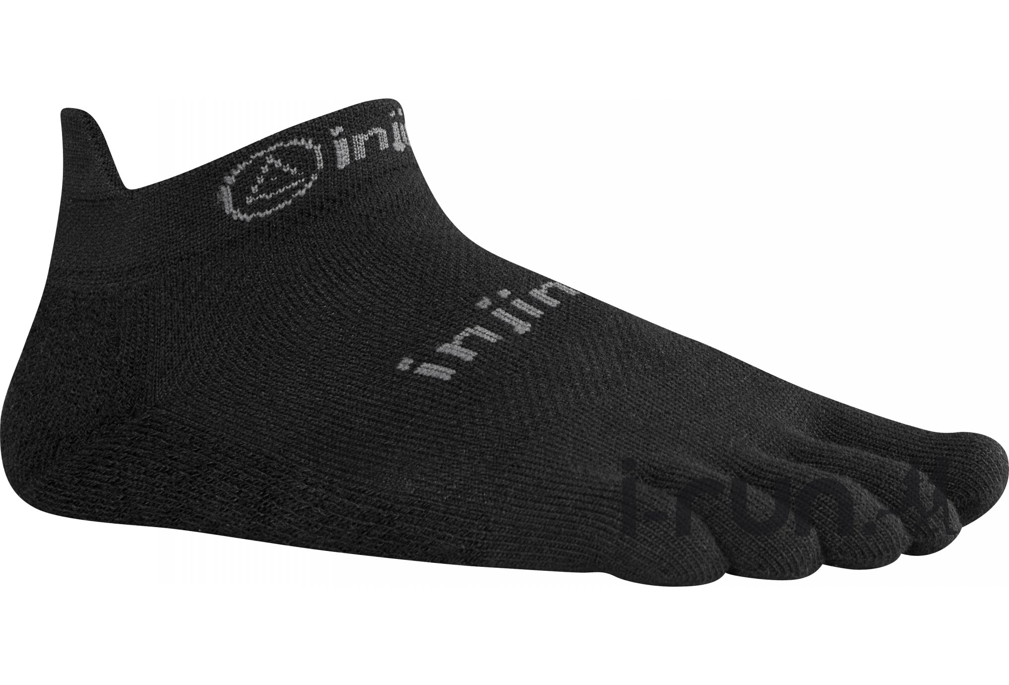 Injinji Chaussettes Run Original Weight No-Show Chaussettes