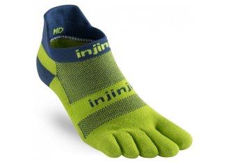 Injinji calcetines Run Midweight No-Show Coolmax