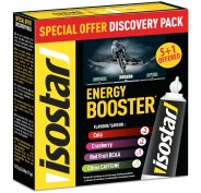 Isostar Energy Booster Discovery Pack