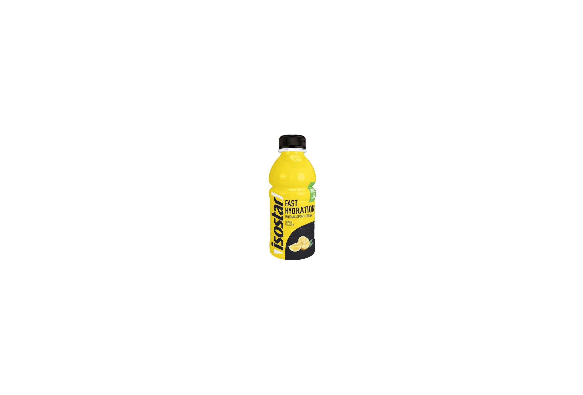 Isostar Fast Hydration - Citron Diététique Boissons