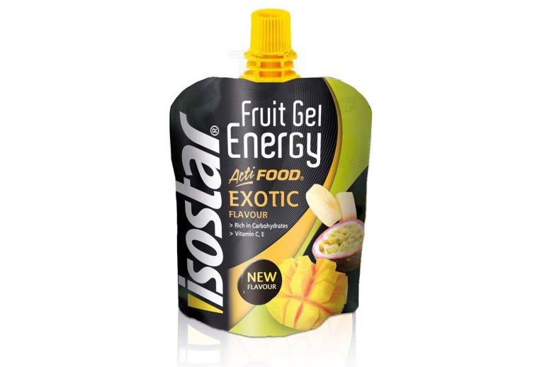 Isostar Gel Energy Actifood - Fruits Exotiques