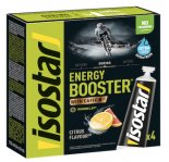 Isostar Gel Energy Booster Liquid Citrus x4
