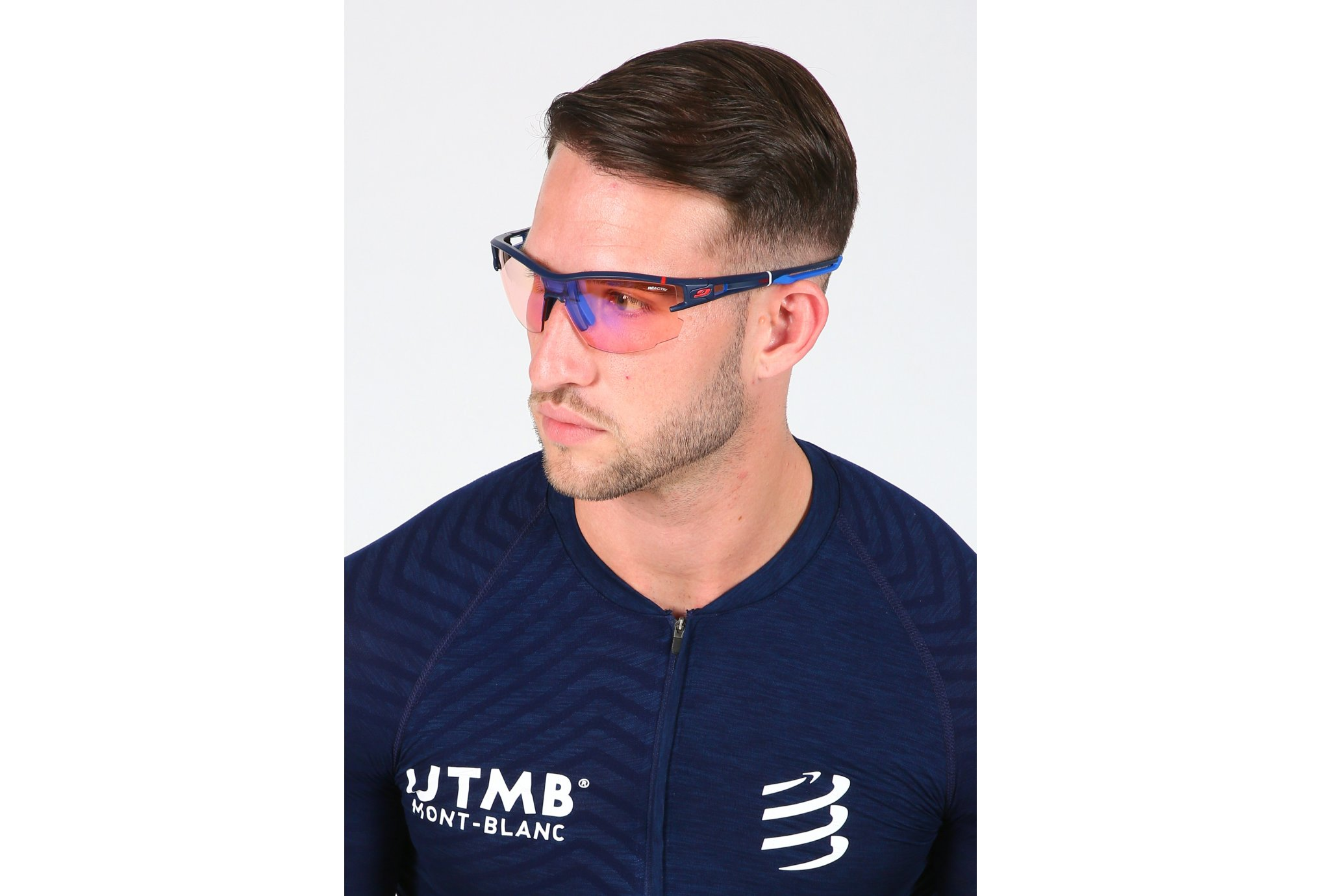 Julbo Aero reactiv utmb lunettes