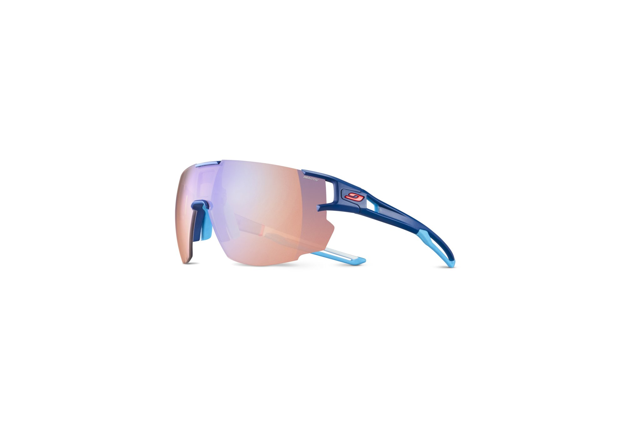 Julbo Aerospeed martin fourcade reactiv photochromic performance 1-3 lunettes