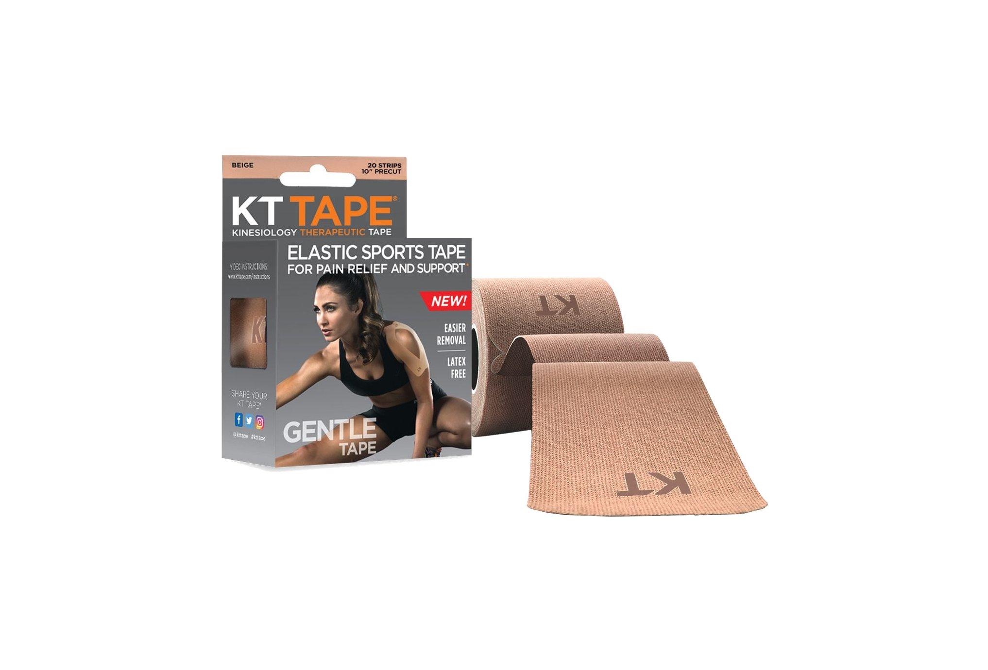 KT Tape Original Gentle Prédécoupé Protection musculaire & articulaire
