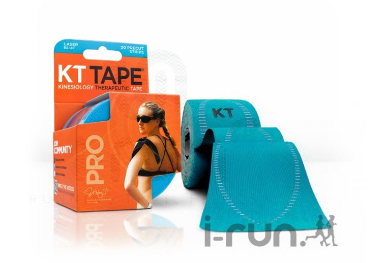 KT Tape Bandas KT Tape Synthetic Pro Azul