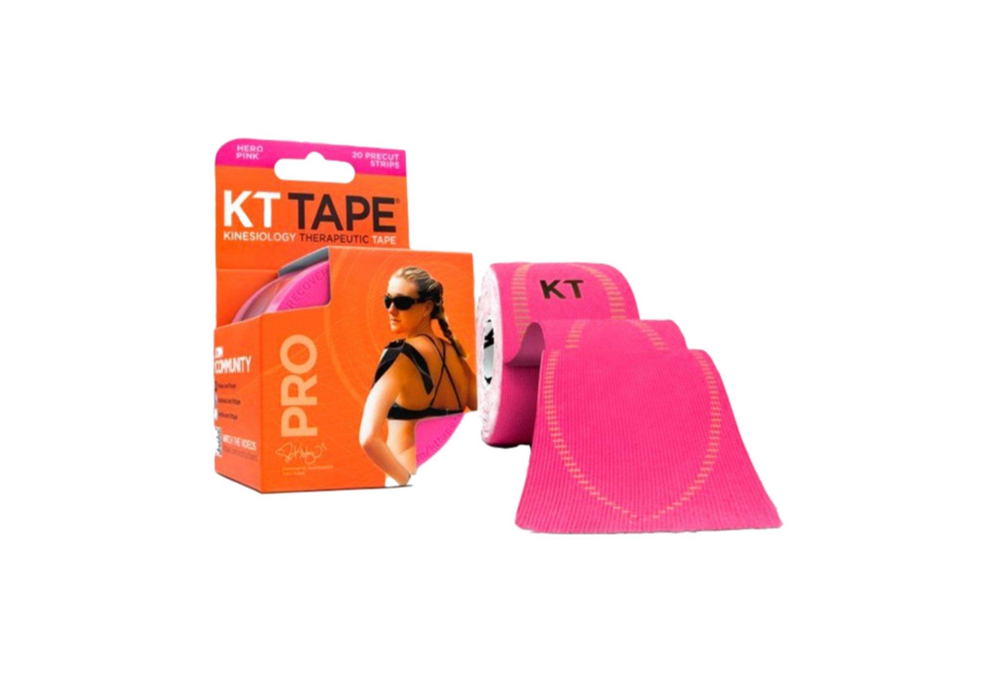 KT Tape Synthetic Pro Pré-découpé Protection musculaire & articulaire