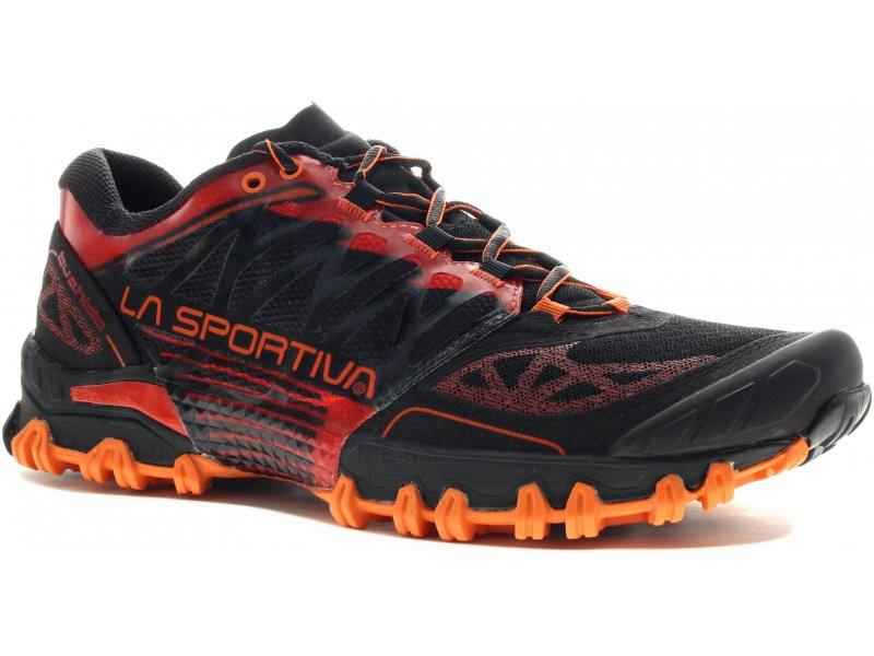 Chaussures La Sportiva Bushido rouges homme qBehF